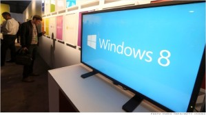 Sales of Windows 8 boosted Microsoft's bottom line