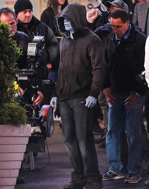 Picha: Jamie Foxx kuigiza adui (villain) kwenye The Amazing Spider-Man 2