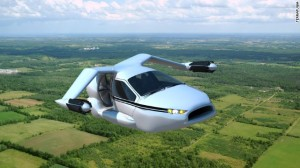 Is this (finally) our flying car?